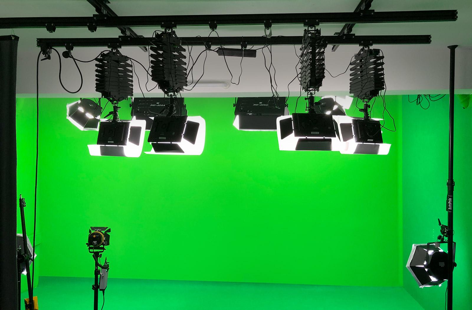 Studio Grün - Miet-Studio in Hamburg › Ihr kompaktes Greenscreen ...